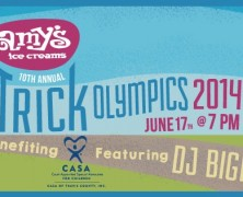 Event: Amy's Ice Creams Trick Olympics