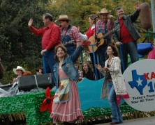 2014 Holiday Parades in Austin and Beyond