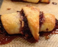 Thursday&#8217;s Dish: Raspberry-Almond Rugelach