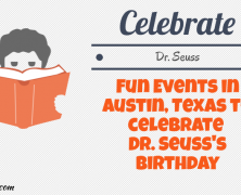 Event: Dr. Seuss's Birthday Celebrations