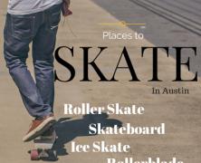 Where to Skate in Austin