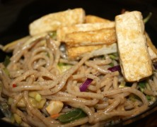 Thursday's Dish: Cool Noodles for Hot Temps