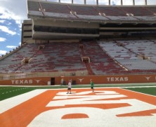 Take It Like a Tourist: DKR Stadium Tour