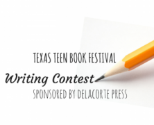Texas Teen Book Festival Writing Contest