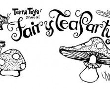 Event: Terra Toys Fairy Tea Party