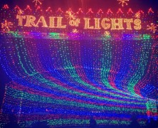 2013 Trail of Lights Returns to Zilker Park
