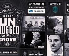 2015 KGSR Unplugged at the Grove Lineup